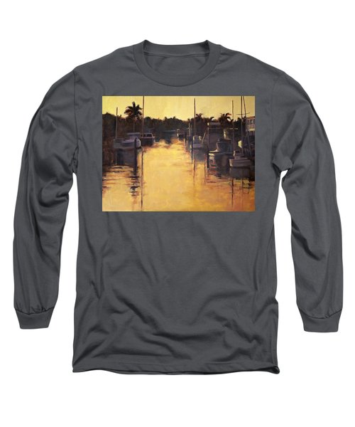 Golden Marina 1 Long Sleeve T-Shirt
