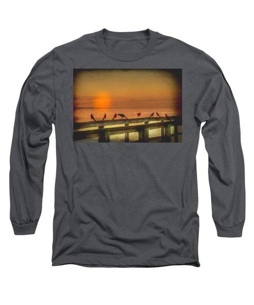 Golden Moment Long Sleeve T-Shirt