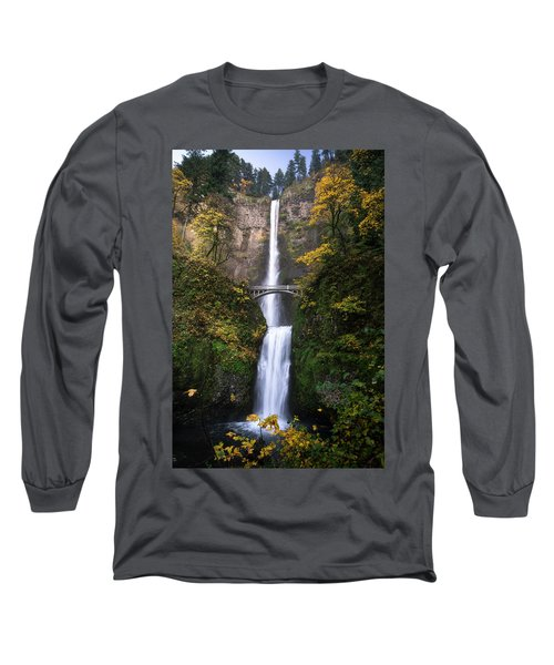 Golden Multnomah Long Sleeve T-Shirt