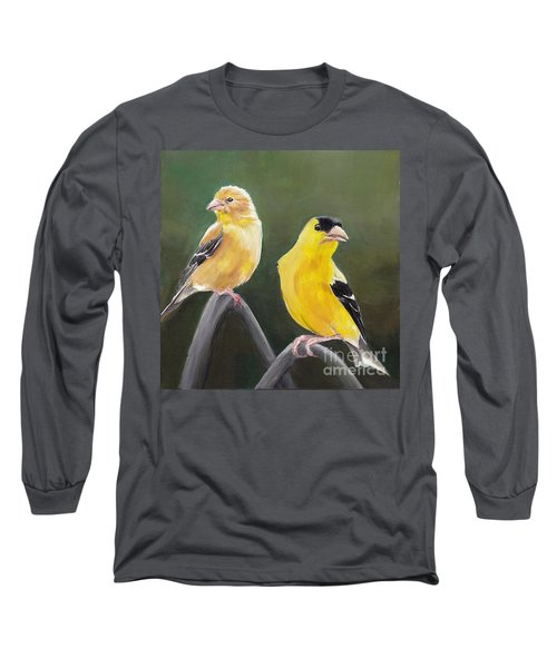 Golden Pair Long Sleeve T-Shirt