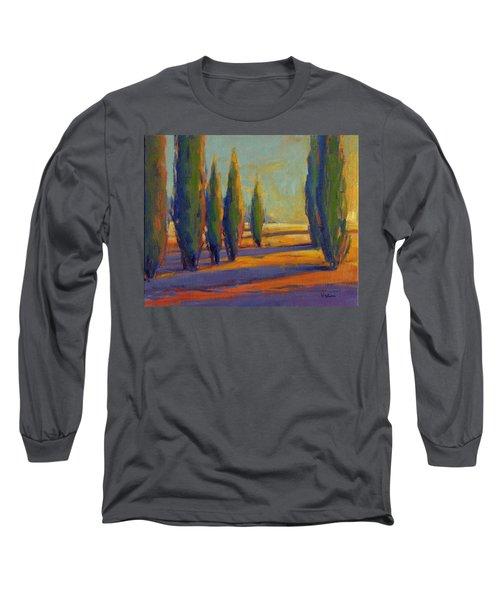 Golden Silence 2 Long Sleeve T-Shirt