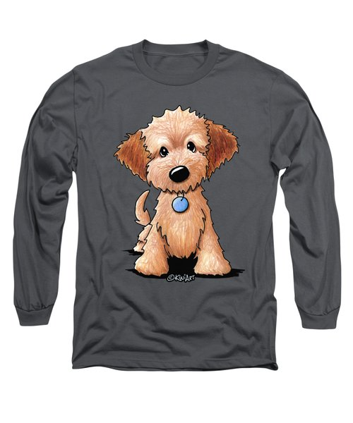 Goldendoodle Puppy Long Sleeve T-Shirt