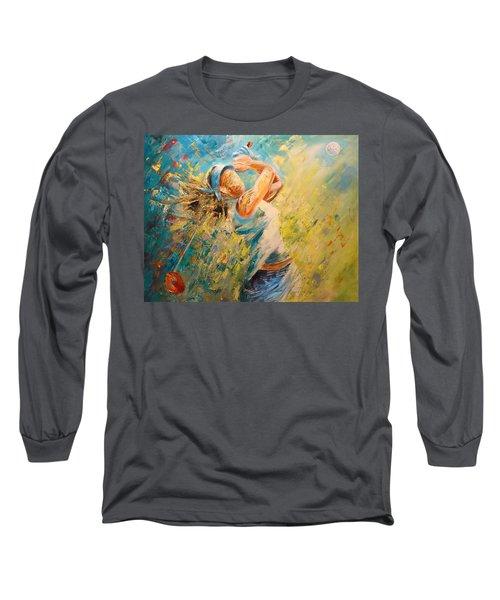 Golf Passion Long Sleeve T-Shirt