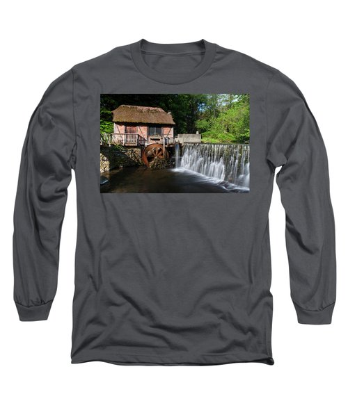 Gomez Mill In Spring #1 Long Sleeve T-Shirt by Jeff Severson