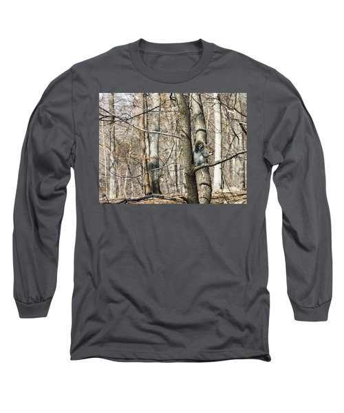 Good Day For Eating Long Sleeve T-Shirt by Jose Rojas