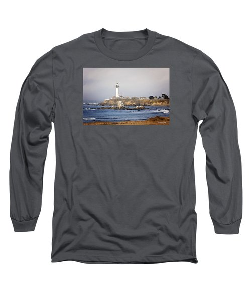 Good Morning Pigeon Point Long Sleeve T-Shirt