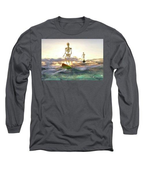 Good Morning Topsail Long Sleeve T-Shirt