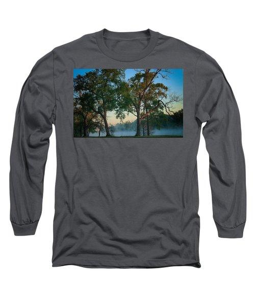 Good Morning Waco Long Sleeve T-Shirt