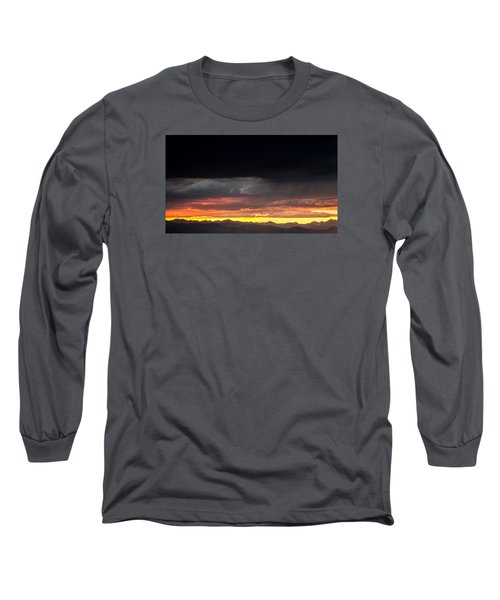 Good Night Colorado Long Sleeve T-Shirt