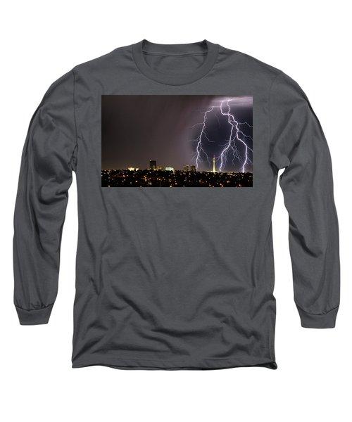 Good Night Everybody Long Sleeve T-Shirt