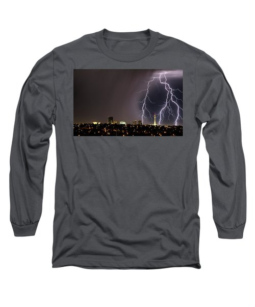 Good Night Everybody Long Sleeve T-Shirt