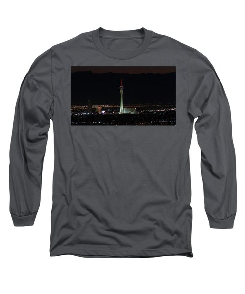 Long Sleeve T-Shirt featuring the photograph Good Night by Michael Rogers