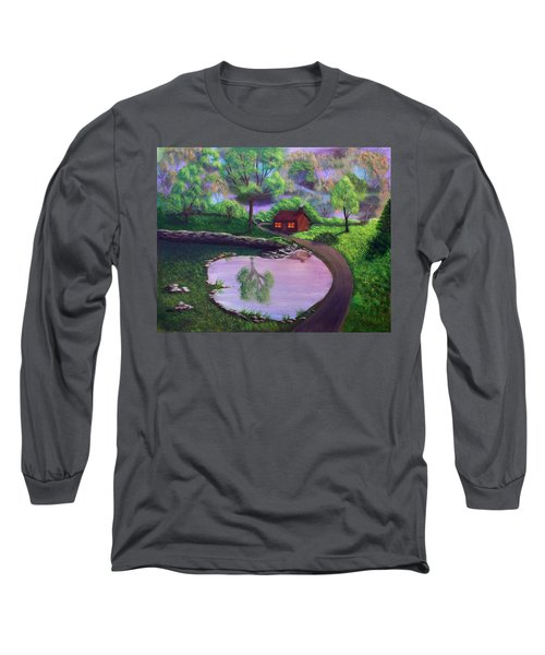 Good Spring Morning Long Sleeve T-Shirt