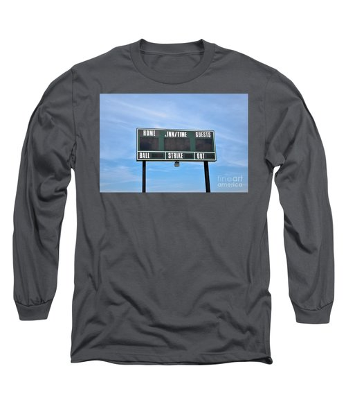 Long Sleeve T-Shirt featuring the photograph Good Times - Sports ...  by Ray Shrewsberry