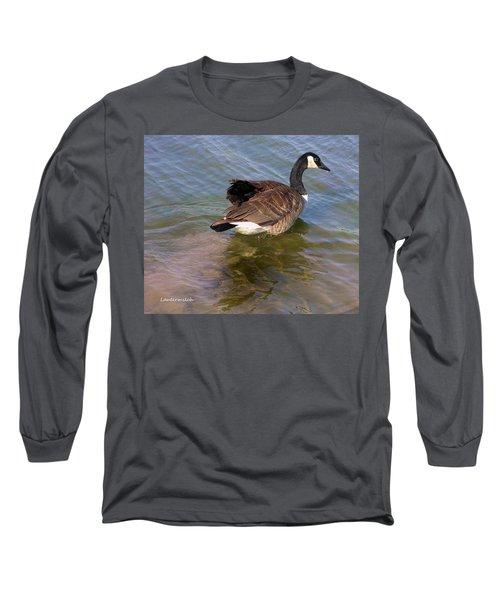 Goose Long Sleeve T-Shirt