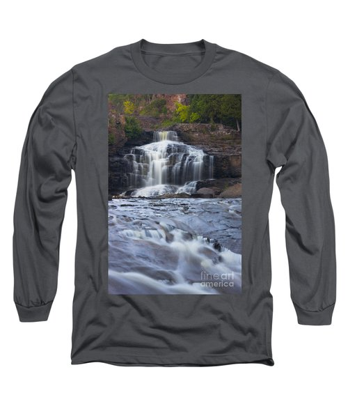 Gooseberry Falls North Shore Minnesota Long Sleeve T-Shirt