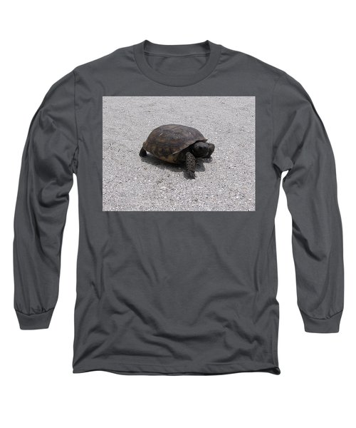 Gopher Tortoise  Long Sleeve T-Shirt