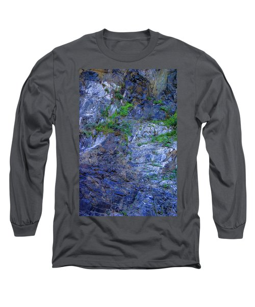 Long Sleeve T-Shirt featuring the photograph Gorge-2 by Dale Stillman