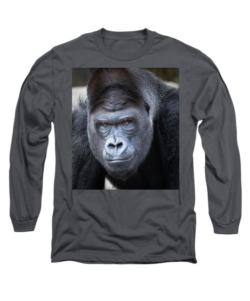 Gorrilla  Long Sleeve T-Shirt