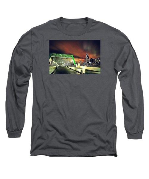 Gotham Calling Long Sleeve T-Shirt