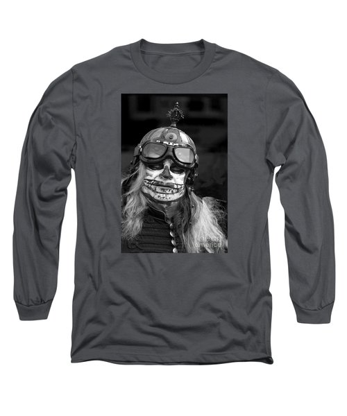 Gothic Warrior Long Sleeve T-Shirt