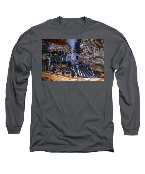 Gov Stanford Train Long Sleeve T-Shirt