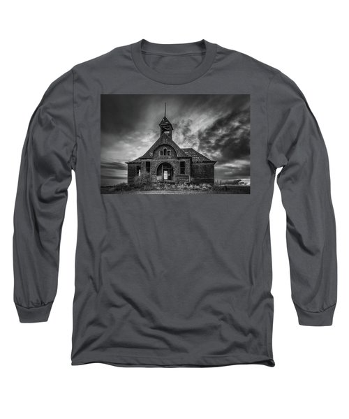 Goven School House Long Sleeve T-Shirt