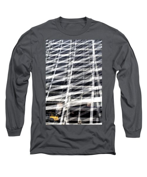 Grace Building Collage 2 Long Sleeve T-Shirt