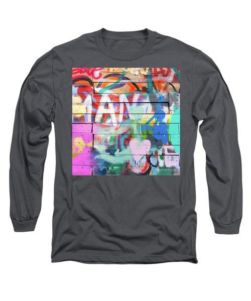 Graffiti 4 Long Sleeve T-Shirt