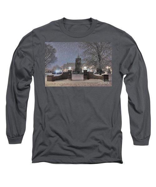 Graham Presbyterian Church Long Sleeve T-Shirt by Benanne Stiens
