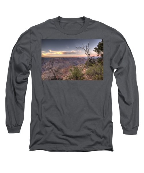 Grand Canyon 991 Long Sleeve T-Shirt by Michael Fryd