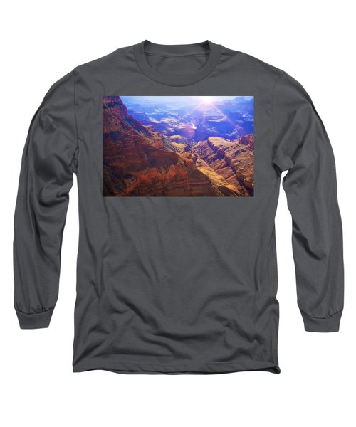 Grand Canyon Arizona 10 Long Sleeve T-Shirt