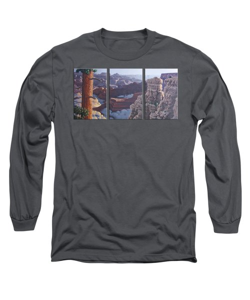 Grand Canyon Dawn Long Sleeve T-Shirt