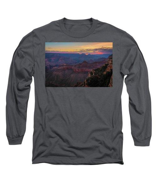 Grand Canyon Sunrise Long Sleeve T-Shirt