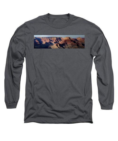 Grand Canyon Wide Long Sleeve T-Shirt