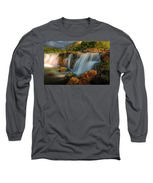 Grand Falls Long Sleeve T-Shirt