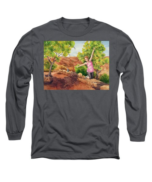 Grand Leap Long Sleeve T-Shirt