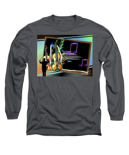 Grand Musicology Long Sleeve T-Shirt