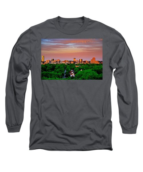 Grand Rapids Mi- 10 The Art Prize Long Sleeve T-Shirt