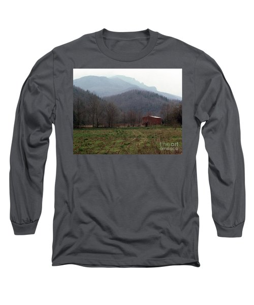 Grandfather Mountain Long Sleeve T-Shirt