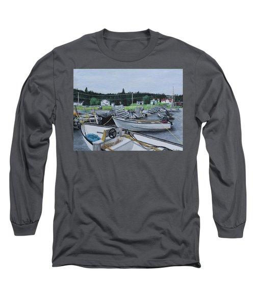Grandfathers Wharf Long Sleeve T-Shirt