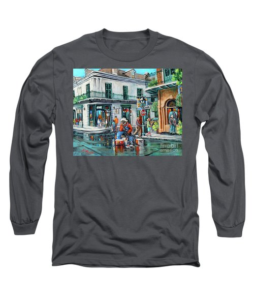 Grandpas Corner Long Sleeve T-Shirt