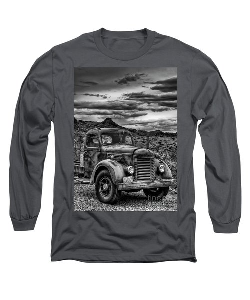 Grandpa's Ride Long Sleeve T-Shirt