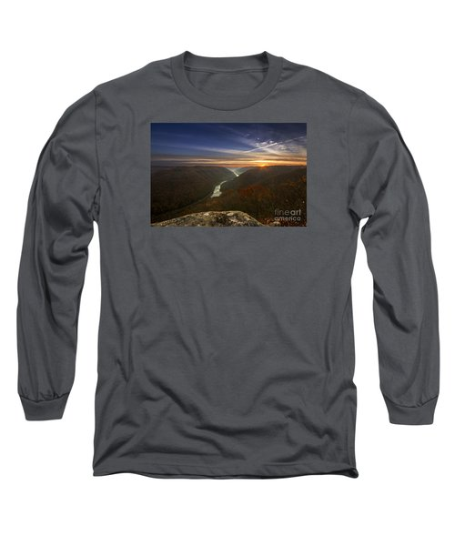 Grandview Sunrise Long Sleeve T-Shirt