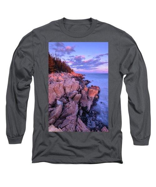 Granite Coastline Long Sleeve T-Shirt