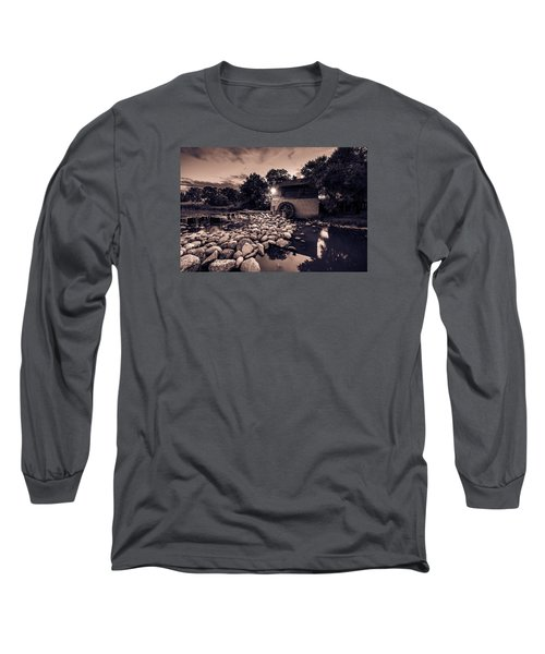 Grant's Old Mill Long Sleeve T-Shirt