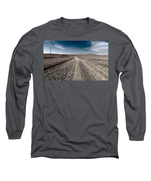 Gravel Dreams Long Sleeve T-Shirt