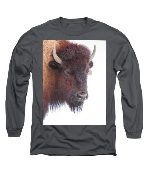 Great Buffalo Long Sleeve T-Shirt