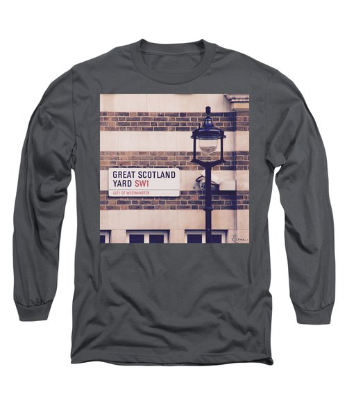 Great Scotland Yard Long Sleeve T-Shirt