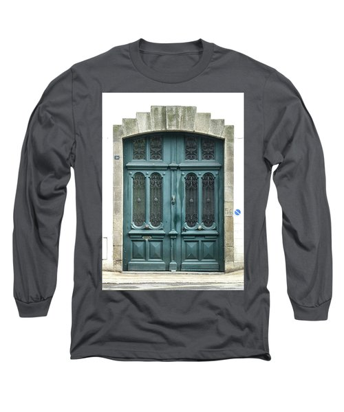 Green Door Long Sleeve T-Shirt